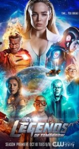 Cover der TV-Serie DC's Legends of Tomorrow