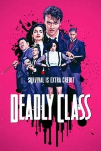 Poster, Deadly Class Serien Cover