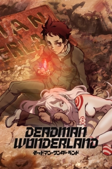 Deadman Wonderland, Cover, HD, Serien Stream, ganze Folge