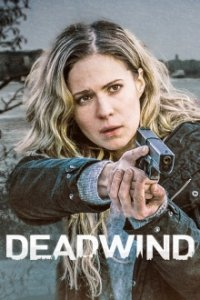Poster, Deadwind Serien Cover
