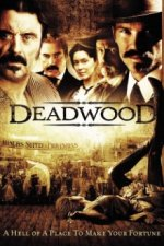 Cover Deadwood, Poster Deadwood