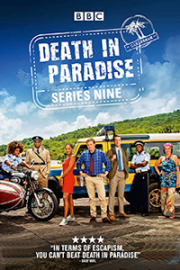 Death in Paradise Cover, Online, Poster