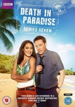 Cover Death in Paradise, Poster Death in Paradise