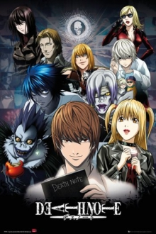 Death Note, Cover, HD, Serien Stream, ganze Folge