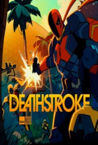 Poster, Deathstroke: Knights & Dragons Serien Cover