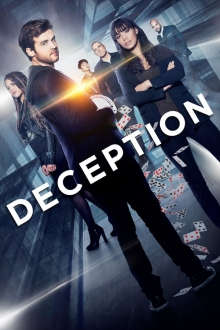 Deception, Cover, HD, Stream, alle Folgen