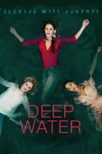 Poster, Deep Water (2019) Serien Cover