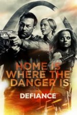 Cover Defiance, Poster Defiance