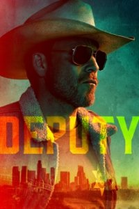 Deputy Cover, Online, Poster
