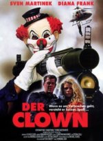 Cover Der Clown, Poster Der Clown