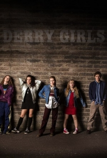 Derry Girls, Cover, HD, Serien Stream, ganze Folge