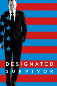 Cover Designated Survivor, Poster Designated Survivor