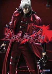 Cover Devil May Cry, Devil May Cry