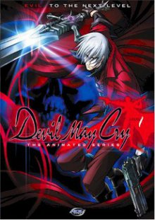 Cover der TV-Serie Devil May Cry
