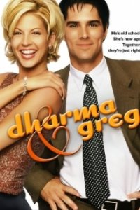 Dharma & Greg Cover, Online, Poster
