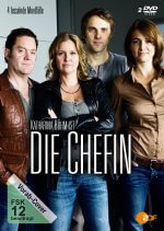 Cover Die Chefin, Poster Die Chefin