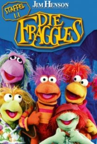 Cover der TV-Serie Die Fraggles