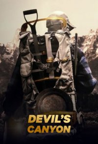 Poster, Die Goldsucher vom Devil's Canyon Serien Cover