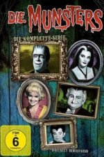 Cover Die Munsters, Poster Die Munsters