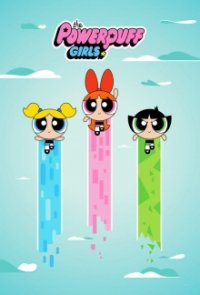 Poster, Die Powerpuff Girls (2016) Serien Cover