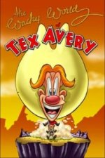 Cover Die Tex Avery Show, Poster Die Tex Avery Show