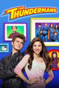 Poster, Die Thundermans Serien Cover