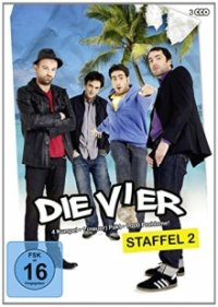 Die Vier Cover, Online, Poster