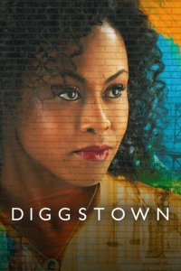 Poster, Diggstown Serien Cover