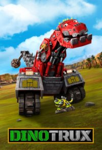 Poster, Dinotrux Serien Cover