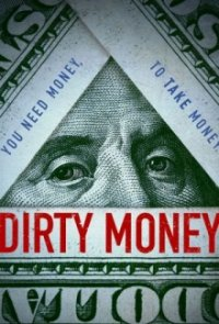 Cover Dirty Money, Poster Dirty Money