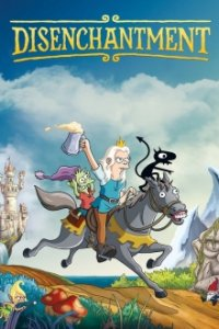 Cover der TV-Serie Disenchantment