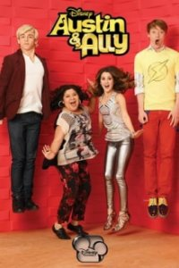Cover Disney Austin & Ally, Poster