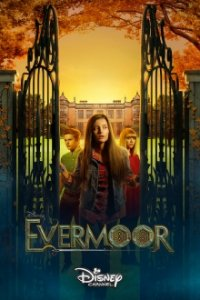 Cover Disney Evermoor, Poster