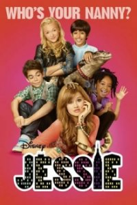 Disney Jessie Cover, Online, Poster