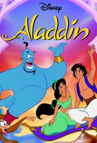 Disneys Aladdin Cover, Online, Poster