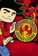 Cover Disneys American Dragon, Poster Disneys American Dragon