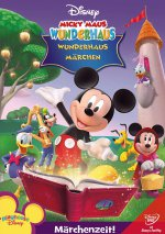 Cover Disneys Micky Maus Wunderhaus, Poster Disneys Micky Maus Wunderhaus