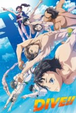Cover Dive!!, Poster Dive!!