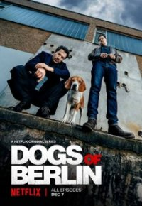 Poster, Dogs of Berlin Serien Cover