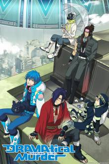 DRAMAtical Murder Cover, Poster, DRAMAtical Murder