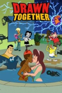 Cover Drawn Together, Poster Drawn Together
