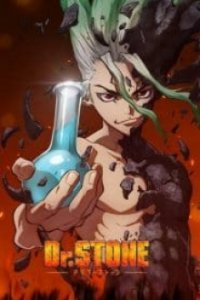 Poster, Dr.Stone Serien Cover