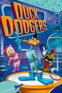 Cover der TV-Serie Duck Dodgers
