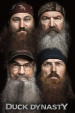 Cover Duck Dynasty, Poster Duck Dynasty