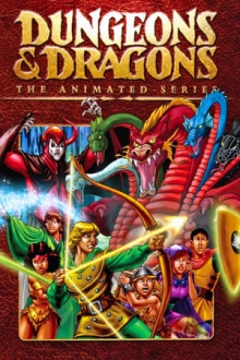 Dungeons & Dragons, Cover, HD, Serien Stream, ganze Folge