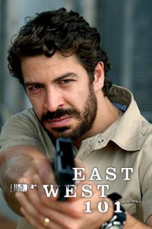 Cover der TV-Serie East West 101
