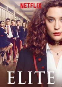 Poster, Elite Serien Cover