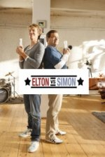 Cover Elton vs. Simon, Poster Elton vs. Simon