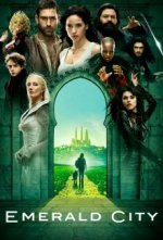 Cover Emerald City, Poster Emerald City
