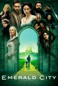Poster, Emerald City Serien Cover